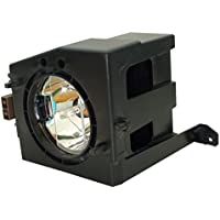 AuraBeam Economy Toshiba 52HM94 Television Replacement Lamp with Housing