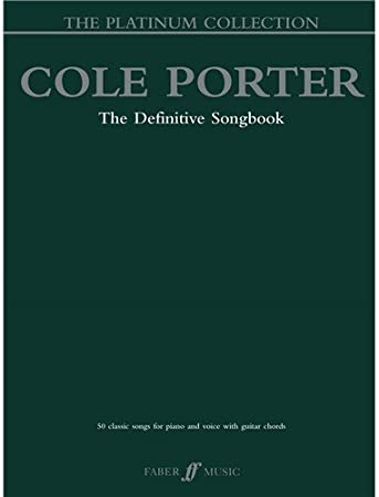Cole Porter: The Definitive Songbook - The Platinum Collection ...