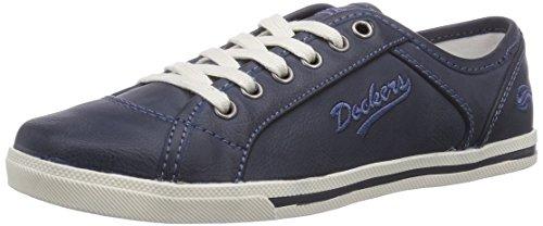 Donna Ginnastica Da By 27ch221 Scarpe 620 Dockers Blu dunkelblau Gerli B0fZqw