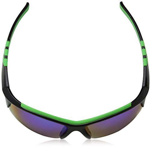 Meteor de Green Deportivas Sol Black Hombre para Gafas Eyelevel Black Pqwd6a7P