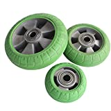 AMTLK Swivel Casters X4, Castor Wheels with