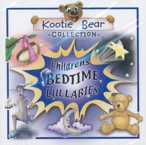 Children's Bedtime Lullabies by Kootie Bear Collection