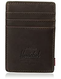 Herschel Supply Co. Raven Leather Wallet