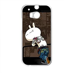 Young And Dangerous Tuzki Fashion Personalized Phone Case For HTC M8
