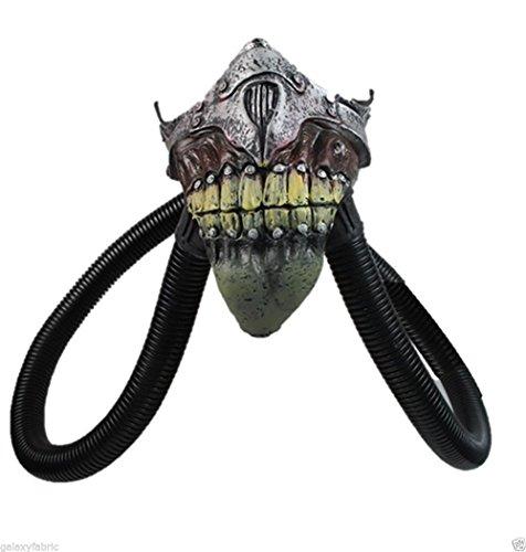 Immortan JOE Mask Mad Max Movie Facemask halloween Props