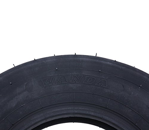 Rohre schwere Ausf/ührung Wanda 3.50-8 Reifen 2-3.50-8 Haybob Rake Turner 350x8
