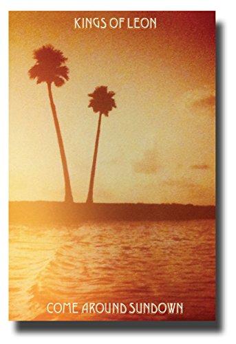 Kings Of Leon Poster Publicity Promo 11 x 17 inches Come Around Sundown Cover