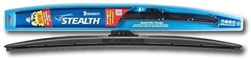 Michelin 8024 Stealth Hybrid Windshield Wiper Blade with Smart Flex Design, 24""