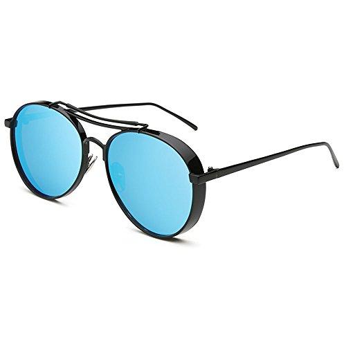 SSSX Gafas de Gafas de polarizadas retro hombre sol protección Gafas sol Color UV400 Gafas de de conducción mujer para Gafas F de sol de neutrales C sol de sol de SrwOA8nrq0