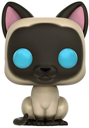 Pets Siamese Pop FunKo Free Shipping! Vinyl Figure