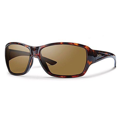 SMITH Women's Purist Sunglasses Tortoise Brown One - Women Sunglasses Smith