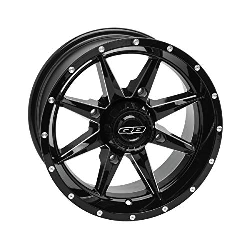 (14-19 POLARIS RANRZR1000XE: QuadBoss Slicer Wheel - 14x7 (Front/Rear / 14x10 4/156 4+3))