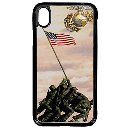 iPhone XR USMC US Marine Corps Case iPhone XR Slim Protective Case USMC US Marine Corps Waterproof Case for iPhone XR USMC US Marine Corps Phone Case for iPhone XR ()