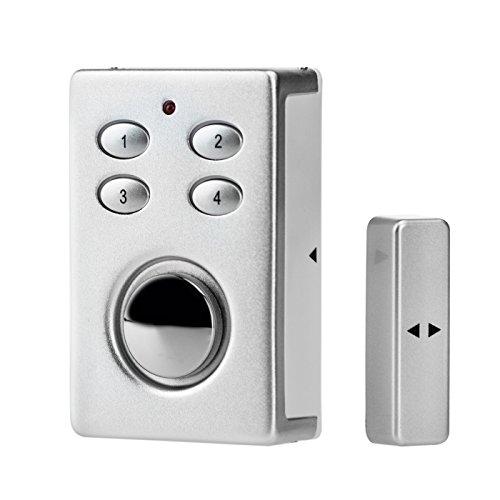 KOBERT GOODS - SP65 drahtloser Tür-, Fenster- oder Vitrinenalarm