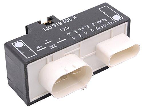 TOPAZ 1J0919506K Radiator Cooling Fan Control Module for Volkswagen ()