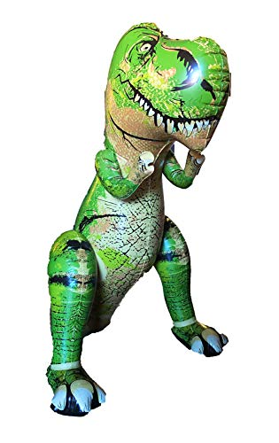Giant Inflatable T Rex (Universal Specialties Giant TRex Dinosaur Inflatable Tyrannosaurus Rex Birthday Party Pool Party)