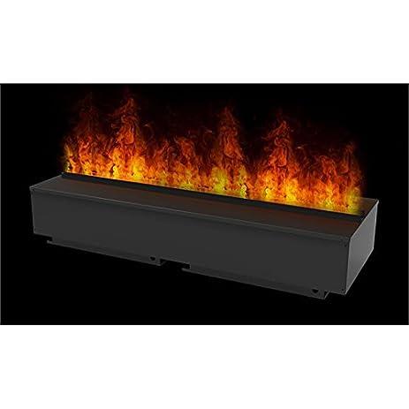 Attractive Dimplex OptiMyst Electric Fireplace Insert Cassette In Black