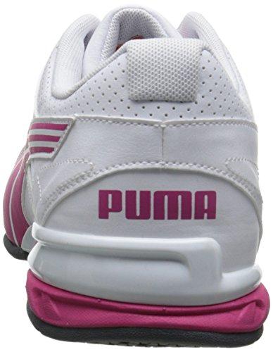 Puma Vrouwen Tazon 5 Cross-training Schoen Wit / Fuchsia / Paars
