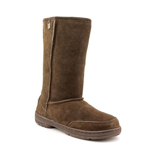 Bearpaw Womens Suede US 6 London M Chocolate Boots ppqvrSR