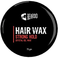BEARDO Hair Wax, Strong Hold, 75g