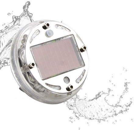 ホイール センターキャップ LED ライト ソーラー充電式 (3)