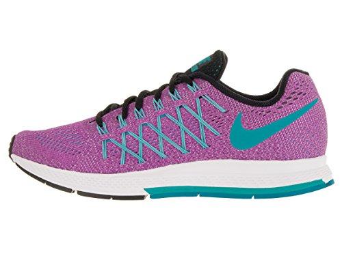 Nike Wmns Air Zoom Pegasus 32, Zapatillas de Running Para Mujer Morado (Hyper Violet / Gmm Bl-White-Blk)