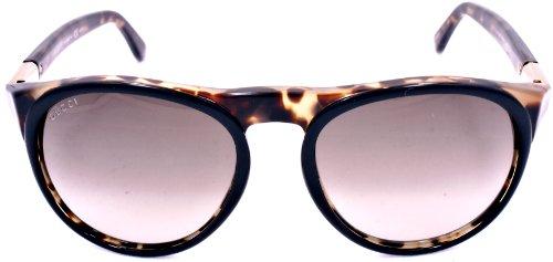 Gucci Sunglasses GG 1014/S HAVANA 4ZMHA - Unisex Sunglasses Gucci