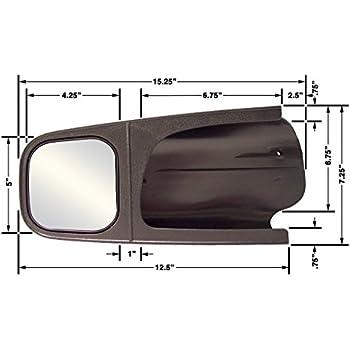 Amazon Com Cipa 11501 Ford Custom Driver Side Towing