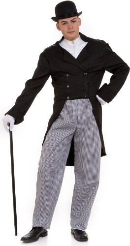 [Dr. Watson Adult Costume Size X-Large] (Doctor Watson Costume)
