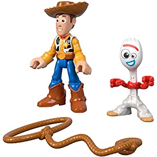 Toy Story Fisher-Price Disney Pixar 4 4, Woody & Forky