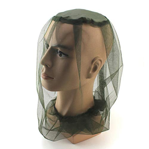 Midge Mosquito Insect Hat Bug Mesh Head Net Camping Fishing Outdoor Fly Screen Insect Repellent