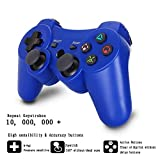 Game Controller for PS3,Wireless Gaming Controller, Double Vibration Game Controller with Upgrade Sixaxis and High-Precision Joystick for Playstation 3