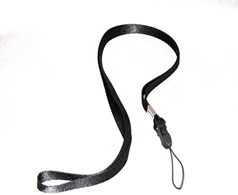 Coiled Lanyard SWIVEL CLIPS Strap S 4 Phone Mp3 ID Card holder reel Badge 1 2 5