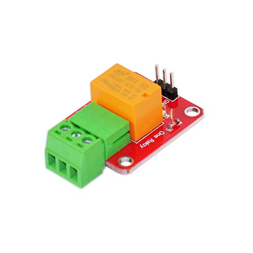 Single 5V relay module appliances control module red plate (Relay Multiplexer)