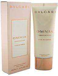 Bvlgari Omnia Crystalline L'eau De Parfum Women's Body Lotion, 3.4 Ounce