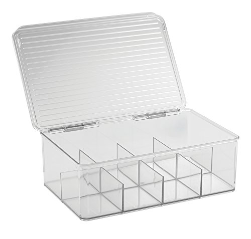 InterDesign Cabinet Binz Organizer Clear