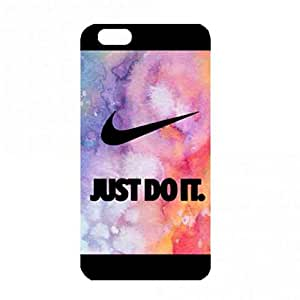 Charming Background iPhone 6 Plus/iPhone 6S Plus(5.5inch) Plastic Phone Case Popular Sports Brand NIKE Logo Image