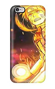 Hot Style FffEgUI330TFTtn Protective Case Cover For Iphone6 Plus(cool Naruto Uzumaki S)