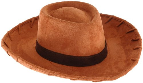 [elope Toy Story Deluxe Woody Hat] (The Music Man Costumes For Sale)