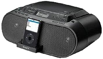 Review Sony ZS-S2iP CD Boombox