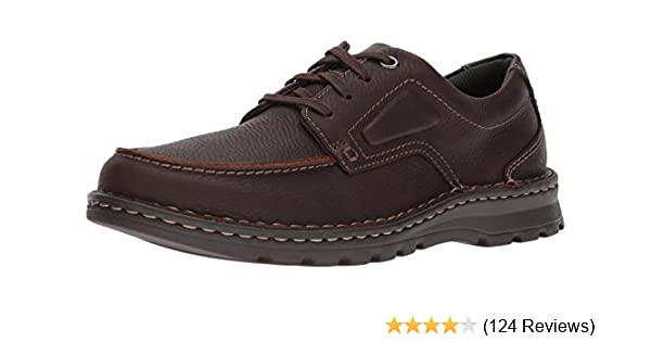 92266f7740a56 Amazon.com | CLARKS Men's Vanek Apron | Oxfords