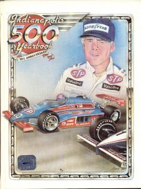 Indianapolis Five Hundred Yearbook: - Indianapolis Winners 500