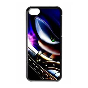 Sonic the Hedgehog iPhone 5c Cell Phone Case Black MSY224853AEW