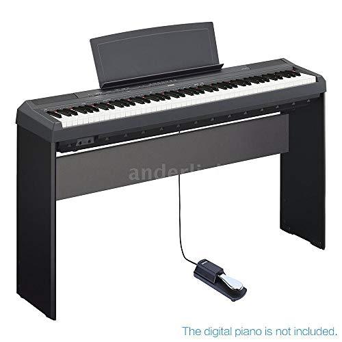 FidgetGear Damper Sustain Pedal Foot Switch for Electronic Piano Keyboard P3C3 from FidgetGear