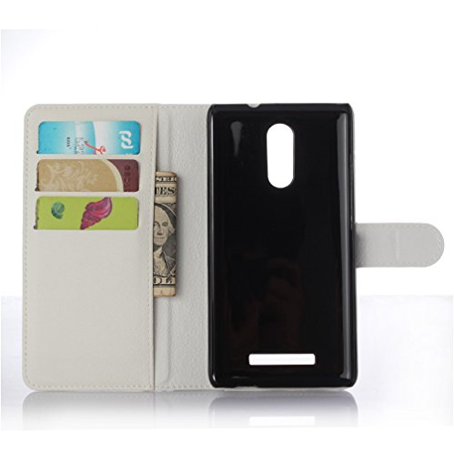 Funda Xiaomi Redmi Note 3,Manyip Caja del teléfono del cuero,Protector de Pantalla de Slim Case Estilo Billetera con Ranuras para Tarjetas, Soporte Plegable, Cierre Magnético C
