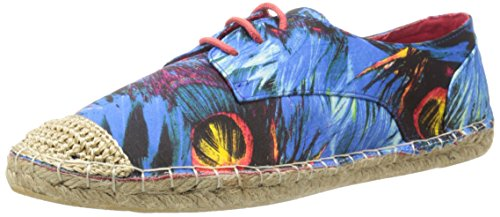 C LABEL Womens Adler-7 Sneaker Blue VSxJboU