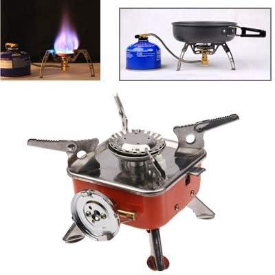 Zhouzl Productos de Camping Estufa Que acampa Portable de la ...