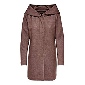 ONLY Onlsedona Light Coat OTW Noos Manteau Femme