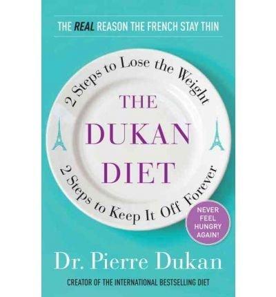 Dukan Diet Duo: American Hardcover Plus the Dukan Diet Recipe Book (The Dukan Diet)