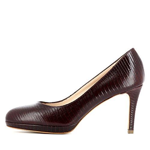 Evita ShoesBianca - plataforma Mujer granate